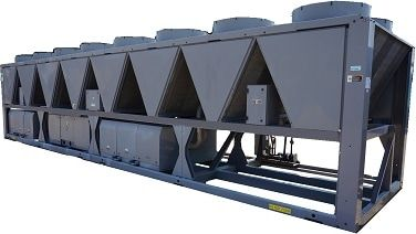 Refurbished used air cooled chiller