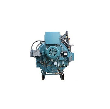 50 HP 4‐Pass Dryback boiler made by Cleaver‐Brooks.