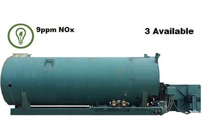 Cleaver-Brooks CBI-200-800 model 150psi used boilers.
